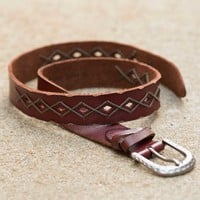 Indie Spirit by Corral Embroidered Belt