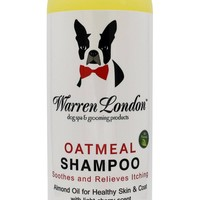 Oatmeal Shampoo - For Dogs With Itchy Skin and Coats