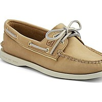 Authentic Original Metallic Tipped 2-Eye Boat Shoe