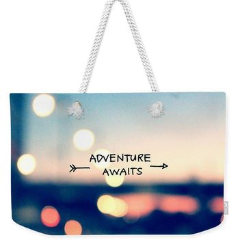 Tumblr Quotes - Weekender Tote Bag