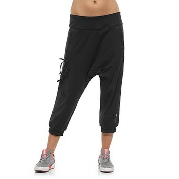 Reebok Women's Turn It Up Harem Capri Pants | Official Reebok Store