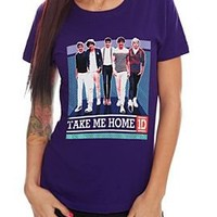 One Direction Take Me Home Girls T-Shirt - 142858
