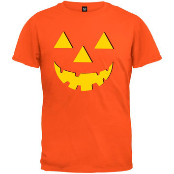 Halloween Jack-O-Lantern Youth T-Shirt