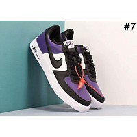 NIKE AIR FORCE 1 Tide brand retro hit color men and women models wild sports shoes #7