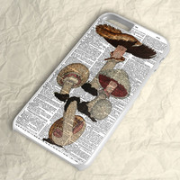 Dictionary Mushroom iPhone 6 Case