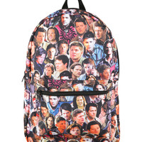 Supernatural Photo Collage Backpack