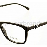 Chanel CH 3234 501 BLACK Chanel Frames | FREE Prescription Lenses | Worldwide Delivery