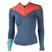 Roxy K Meador 2 mm Front Zip Wetsuit Jacket - Women's
