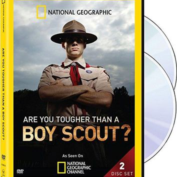 Various & National Geographic - Are You Tougher / Boy Scout? Sn1