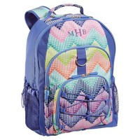Gear-Up Dottie Zig Zag Backpack