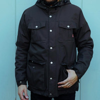 Surveyor 3L Jacket - Black | Poler Stuff