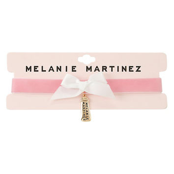 Melanie Martinez Bottle Charm Choker