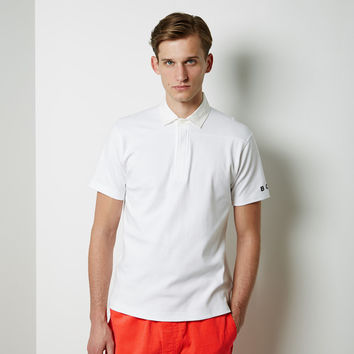 Cotton Jersey Polo  by Comme des Gar amp;amp;#231;ons Shirt Boy