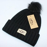 Ugg  Women Men Fashion Simple Casual  Hat Cap