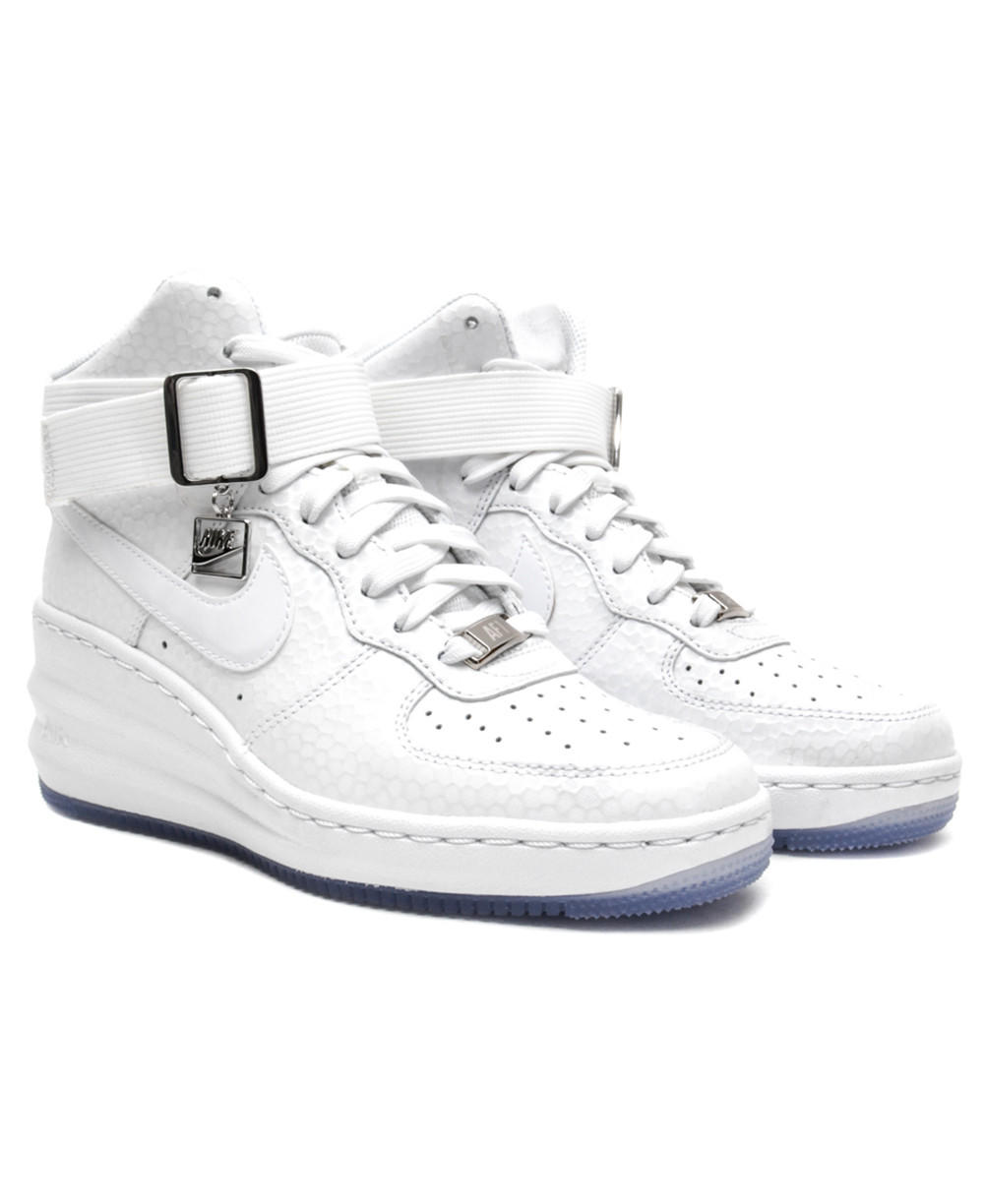 Nike Women s Lunar Force 1 Sky Hi Premium from Attic  8170081e10