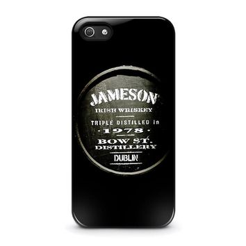 JAMESON WHISKEY iPhone 5 / 5S / SE Case Cover