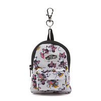 Disney Backpack Keychain | Shop at Vans