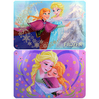 Disney Frozen Plastic Placemat Set [2 Per Pack]