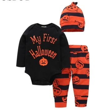 My First Halloween Outfit set