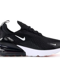 Unisex Nike Air Max 270 Black Anthracite-White Ah8050 002