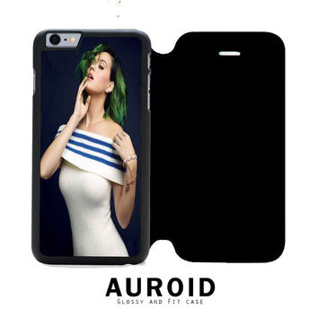 Katy Perry Singer iPhone 6S Flip Case Auroid