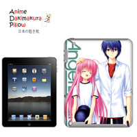 New Angel Beats iPad Plastic Cover Case8