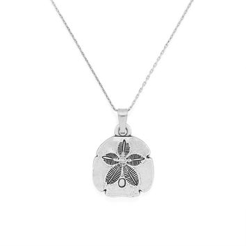 Sand Dollar Expandable Necklace
