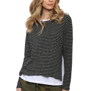 Jac Parker Keep Your Cool L/S Top