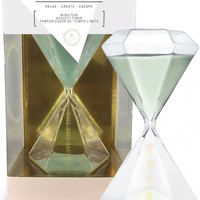 Time Out Glass Timer - PRE-ORDER, SHIPS EARLY MARCH