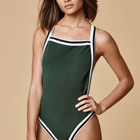 Nightwalker Jock Bodysuit at PacSun.com