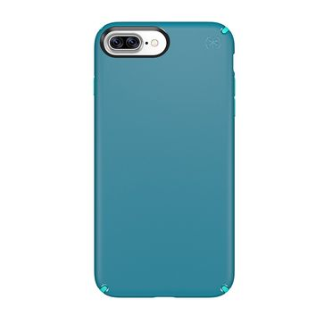 Speck Presidio Case for iPhone 8 Plus, 7 Plus, 6S Plus and 6 Plus - Mineral Teal/Jewel Teal