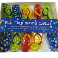 Flip Flop Indoor / Outdoor Party Lights