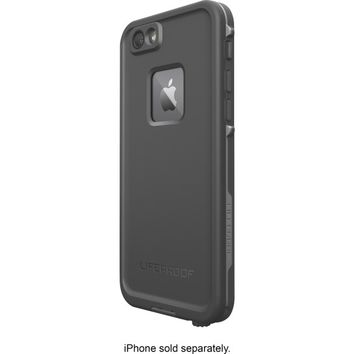 LifeProof - FRE for Apple® iPhone® 6 and 6s - Black
