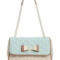 Betsey Johnson Macy's Exclusive Shoulder Bag | macys.com