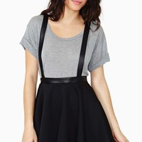Nasty Gal Suspended Skater Skirt