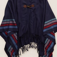 Aerie Women's Shawl (Navy)