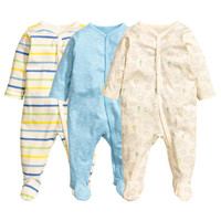 3-pack Jumpsuits - from H&M