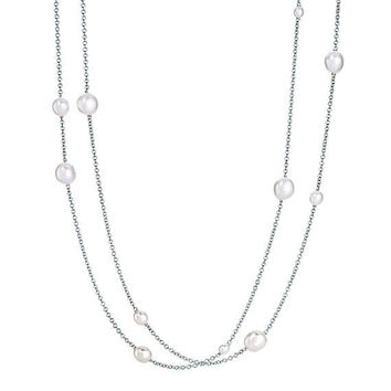 Tiffany & Co. - Elsa Peretti®:Diamonds by the Yard®Sprinkle Necklace