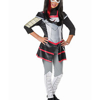 Kids Katana Costume - DC Girls - Spirithalloween.com