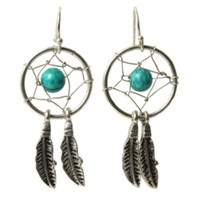 LOVEsick Dreamcatcher Earrings
