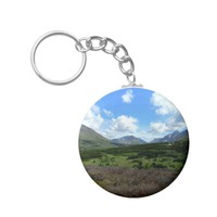 Anchorage Alaska Keychain
