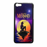 Disney The Moon Ariel The Little Mermaid iPhone 5c Case