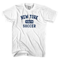 New York Youth Soccer T-shirt