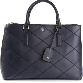 Tory Burch 'Robinson' quilted tote