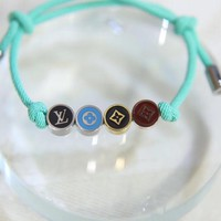 Louis Vuitton Lv Colors Bracelets Beads | M68266 - Best Online Sale