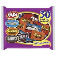 Hershey's All Time Greats Candy Variety Pack, 30 count, 15.9 oz - Walmart.com