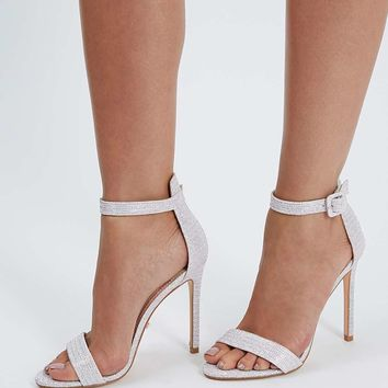 RITA Two Part Skinny Sandals | Topshop