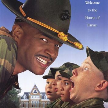 Major Payne 27x40 Movie Poster (1995)
