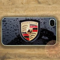 Porsche -iPhone 5 , 5s, 5c, 4s, 4 case,Ipod touch, Samsung GS3, GS4 case - Silicone Rubber or Hard Plastic Case, Phone cover
