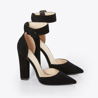 Pumped Up Block Heels